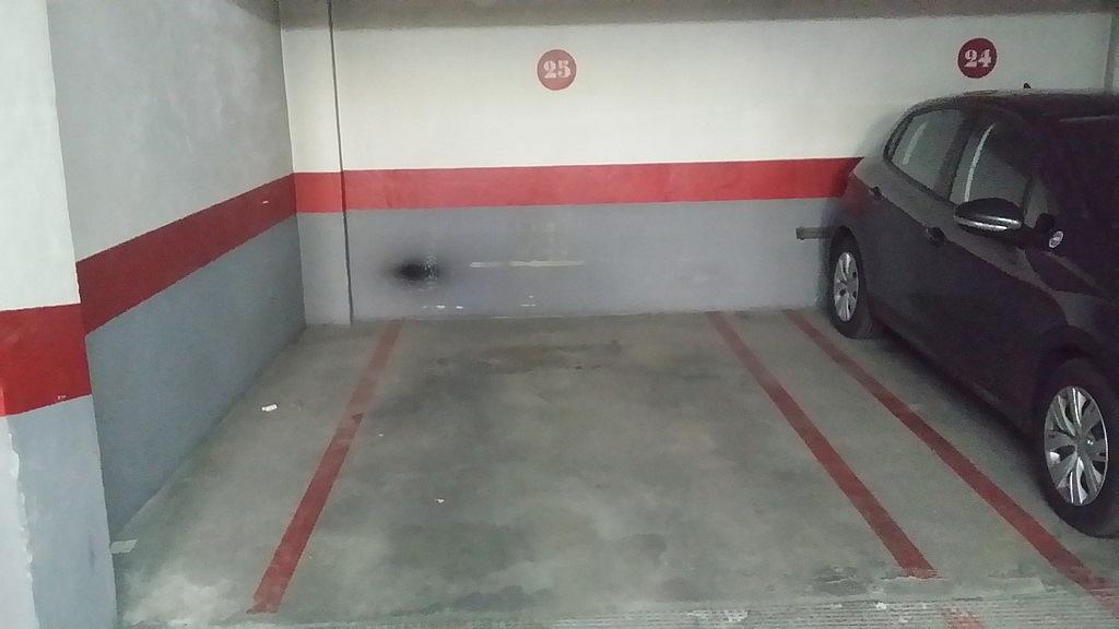 Parking en alquiler en calle Salvador Allende, Genil en Granada - 206893377