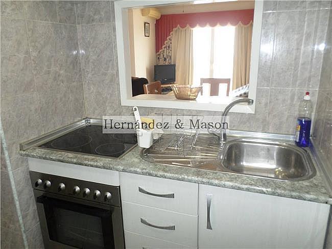 Apartamento en alquiler de temporada en  Parque de la Paloma  en Benalmádena - 312429280
