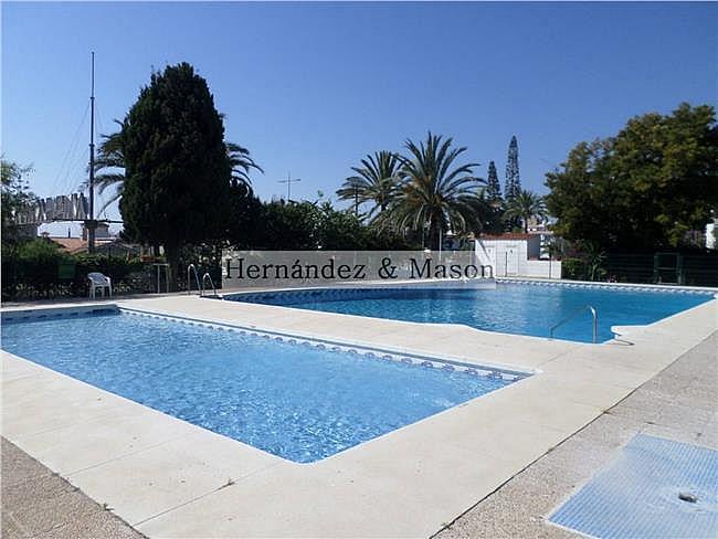 Apartamento en alquiler de temporada en  Parque de la Paloma  en Benalmádena - 312429322
