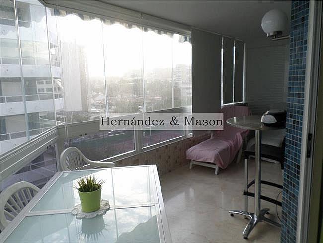 Piso en alquiler en La Carihuela en Torremolinos - 341213866
