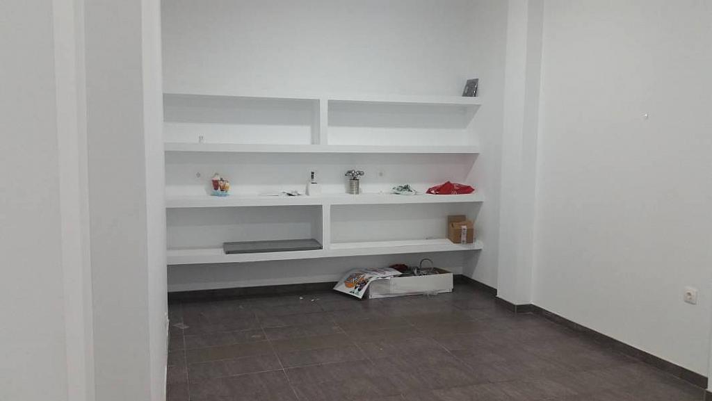 Foto - Local comercial en alquiler en calle Castaños, Centro en Alicante/Alacant - 285882278