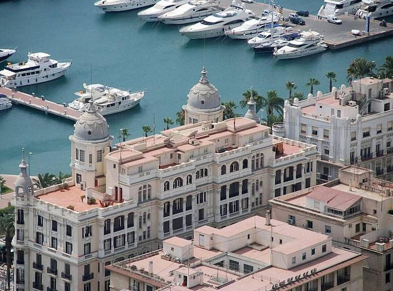 Foto - Piso en alquiler en calle Antares, Florida Alta en Alicante/Alacant - 326439172
