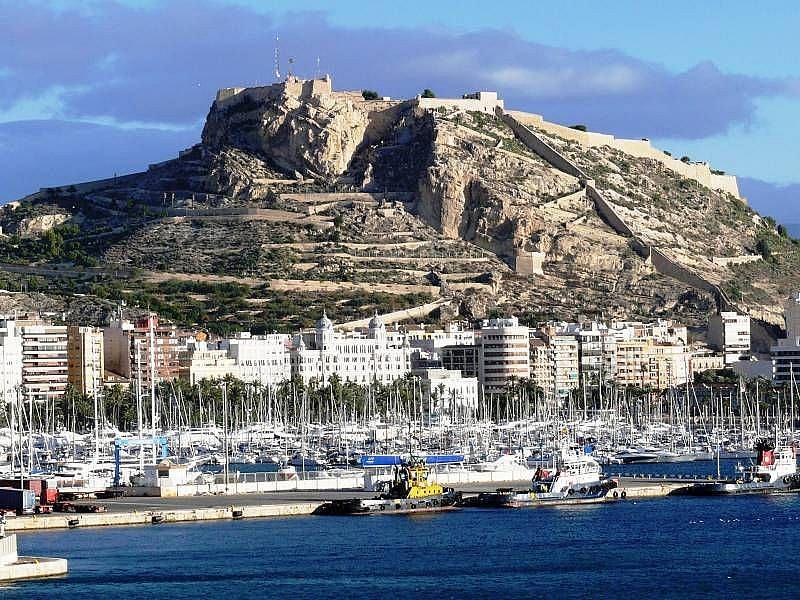 Foto - Piso en alquiler en calle Antares, Florida Alta en Alicante/Alacant - 326439178