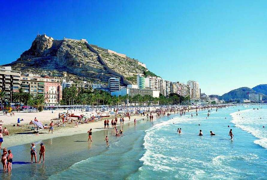 Foto - Local comercial en alquiler en calle Pintor Baeza, Altozano - Conde Lumiares en Alicante/Alacant - 332497903