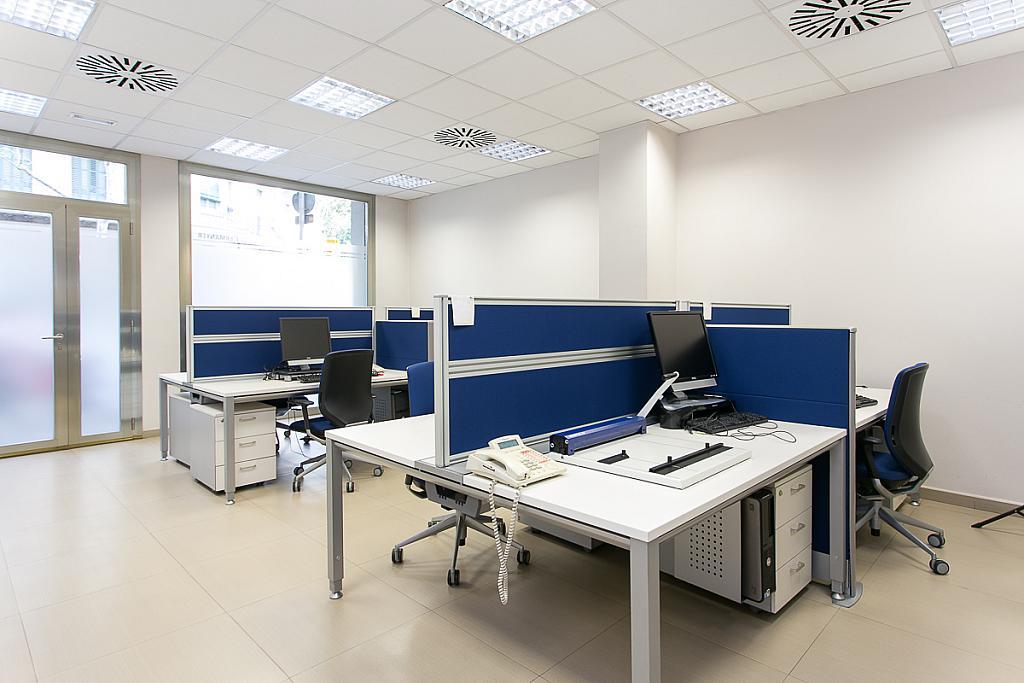 Oficina en alquiler en calle Mallorca, Eixample esquerra en Barcelona - 327582539