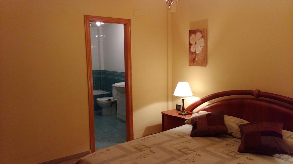 Dormitorio - Casa adosada en alquiler en calle Picassent, Casco Antiguo en Torrent - 285593957