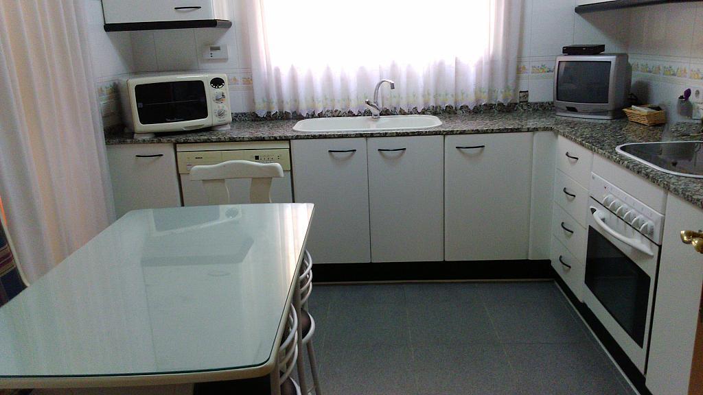 Cocina - Casa adosada en alquiler en calle Picassent, Casco Antiguo en Torrent - 285593962