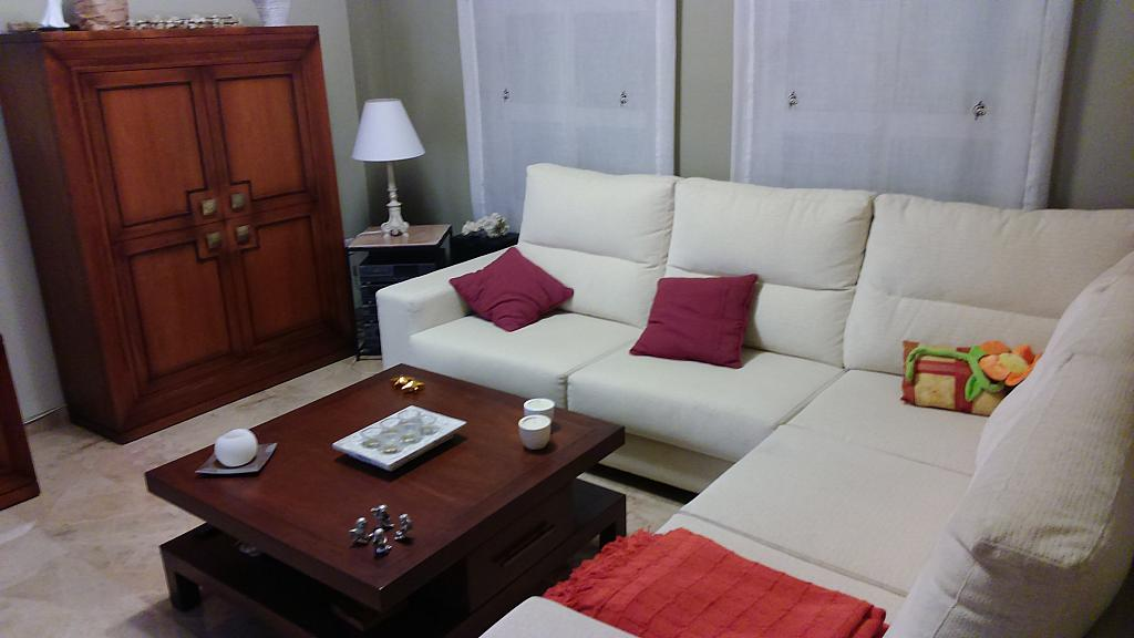 Comedor - Casa adosada en alquiler en calle Picassent, Casco Antiguo en Torrent - 285593967