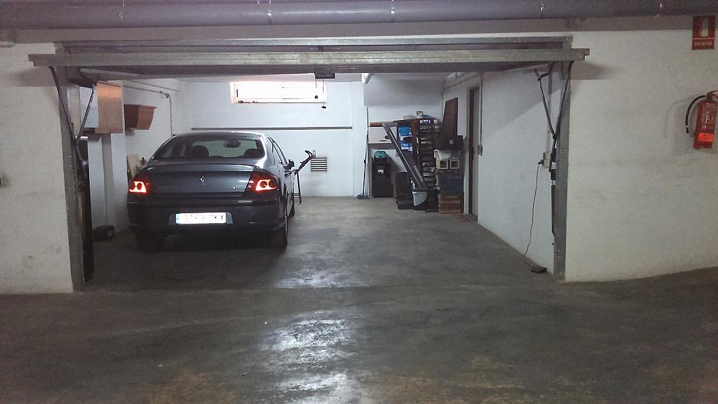 Parking - Casa adosada en alquiler en calle Picassent, Casco Antiguo en Torrent - 285593985
