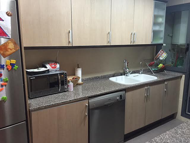 Cocina - Piso en alquiler en calle Montreal, Centro-Avenida Baja en Torrent - 330131805