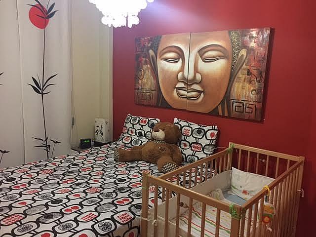Dormitorio - Piso en alquiler en calle Montreal, Centro en Torrent - 330131808