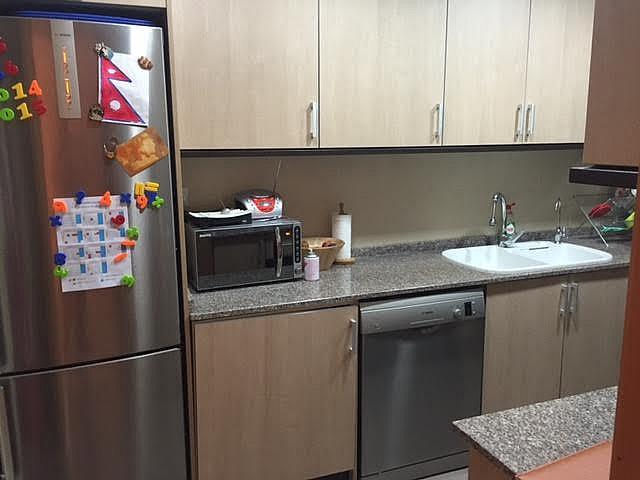 Cocina - Piso en alquiler en calle Montreal, Centro en Torrent - 330131809