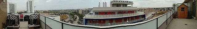Terraza - Ático en alquiler en calle Centro, Parc Central en Torrent - 357211181