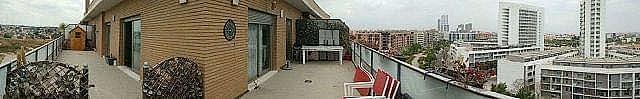 Terraza - Ático en alquiler en calle Centro, Parc Central en Torrent - 357211196