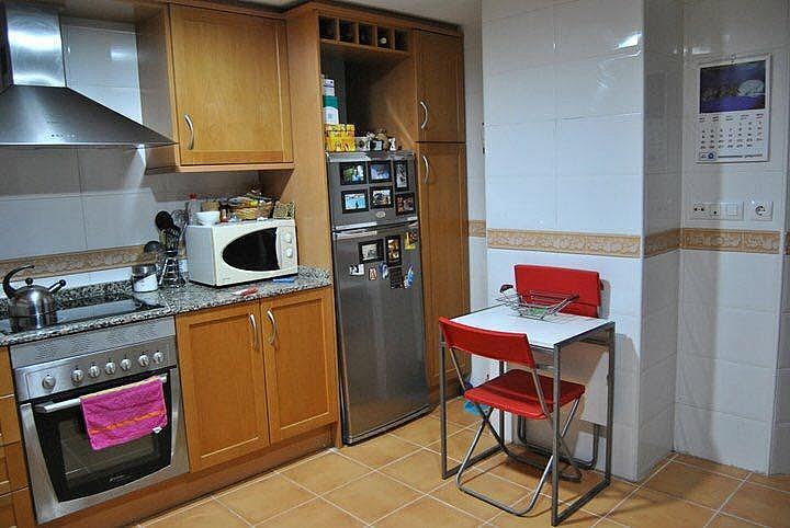 Cocina - Ático en alquiler en calle Del Cid, Barrio del Cristo en Aldaia - 376100541