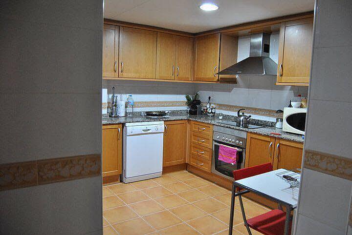 Cocina - Ático en alquiler en calle Del Cid, Barrio del Cristo en Aldaia - 376100543