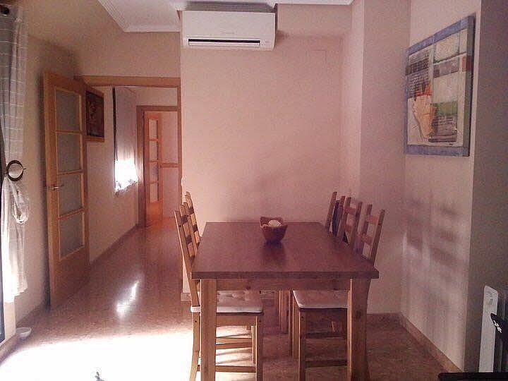 Comedor - Ático en alquiler en calle Del Cid, Barrio del Cristo en Aldaia - 376100549
