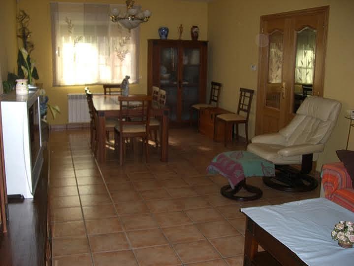 Comedor - Casa adosada en alquiler en calle Huelva, Riba-roja de Túria - 237192889