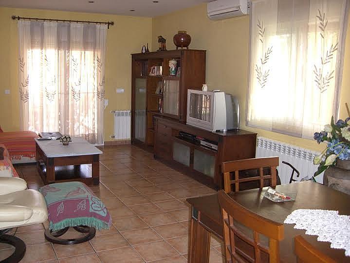 Comedor - Casa adosada en alquiler en calle Huelva, Riba-roja de Túria - 237192901