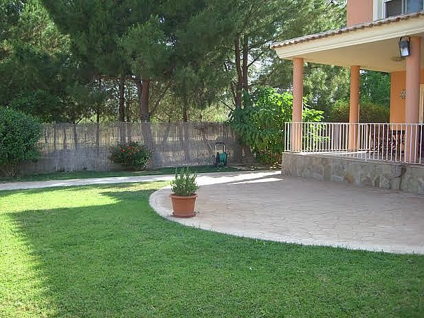 Garaje - Casa adosada en alquiler en calle Huelva, Riba-roja de Túria - 237192921