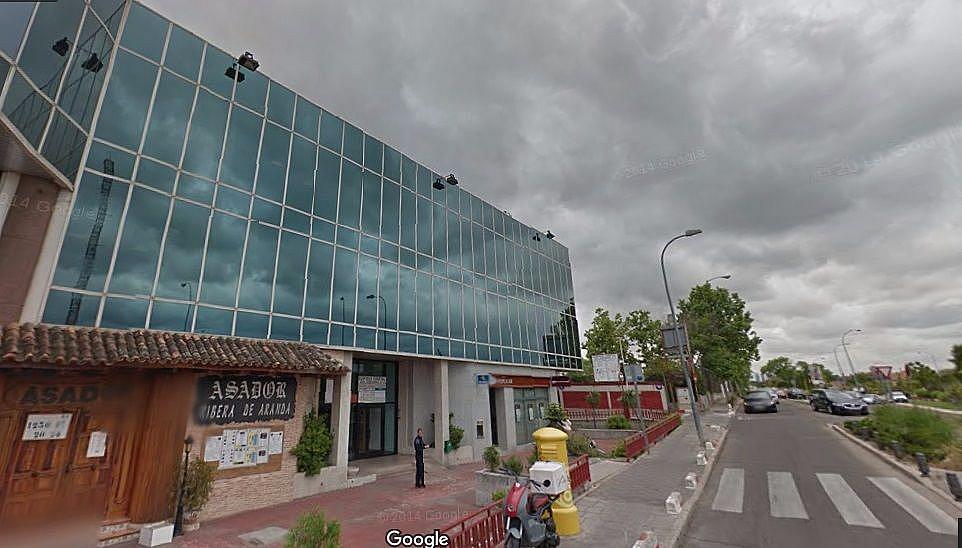 Fachada - Oficina en alquiler en calle Somosierra, San Sebastián de los Reyes - 215960467