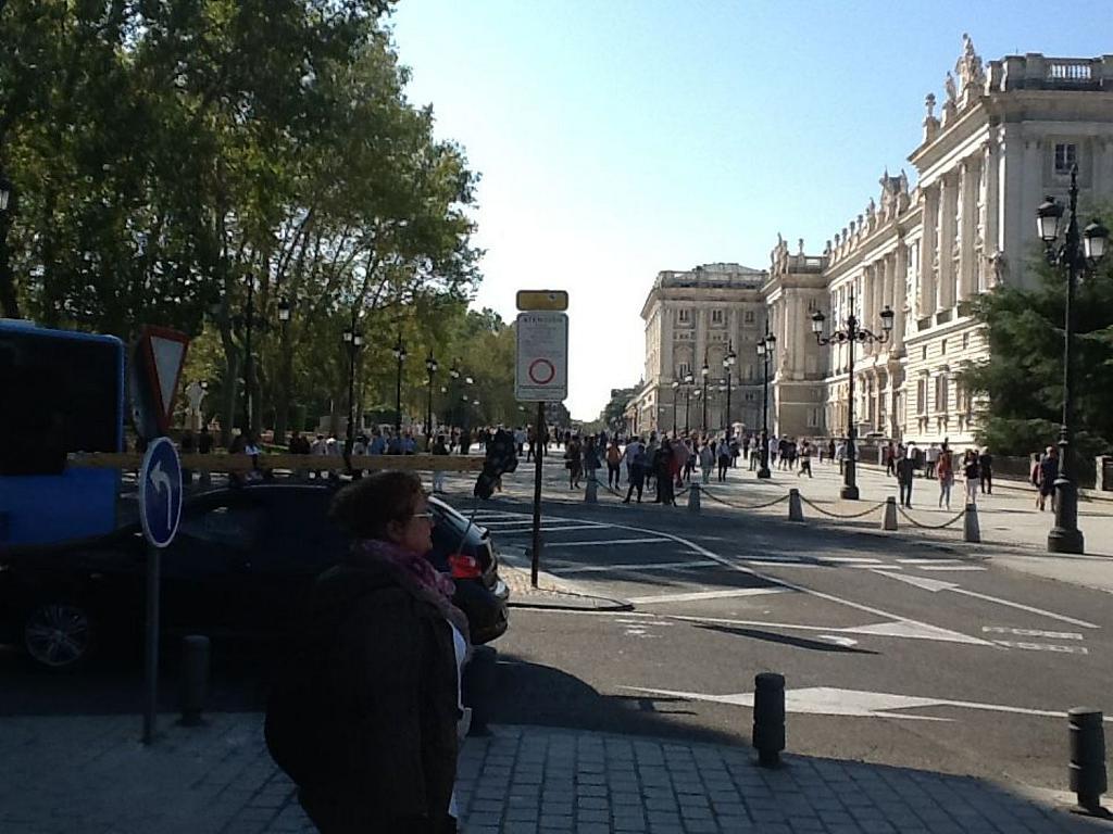 Local comercial en alquiler en calle De Bailén, Palacio en Madrid - 342612662