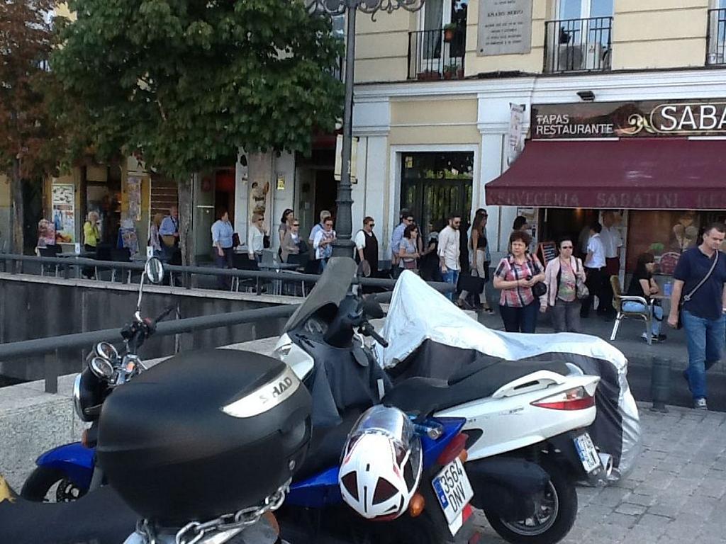 Local comercial en alquiler en calle De Bailén, Palacio en Madrid - 342612674
