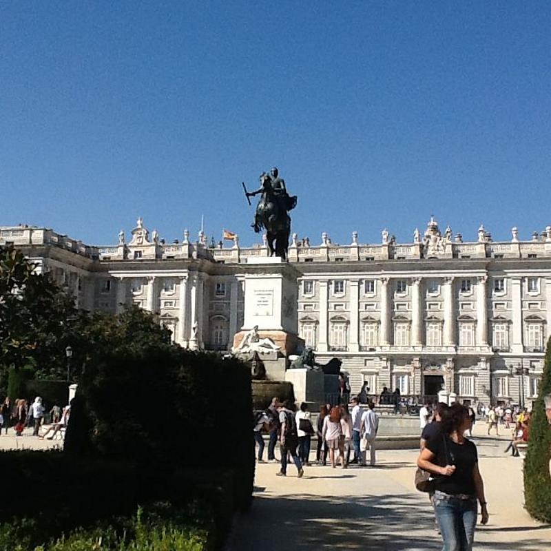 Local comercial en alquiler en calle De Bailén, Palacio en Madrid - 342612677
