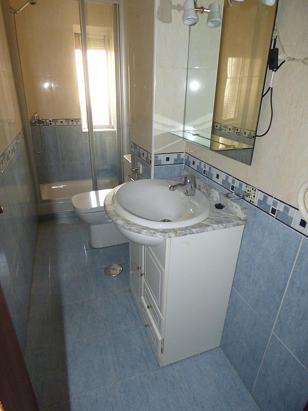 Baño - Piso en alquiler en calle Constitucion, Centro en Móstoles - 322525233