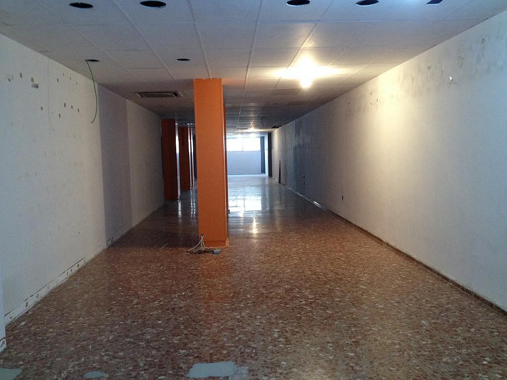 Imagen del inmueble - Local comercial en alquiler en calle Del Gasòmetre, Eixample Tarragona en Tarragona - 272994962