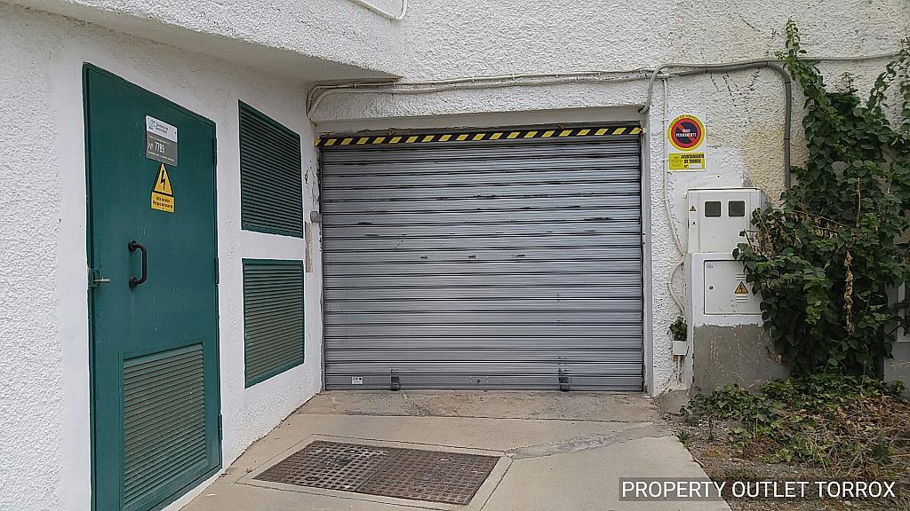 Garaje en alquiler en urbanización El Penoncillo, El Peñoncillo en Torrox - 305977165