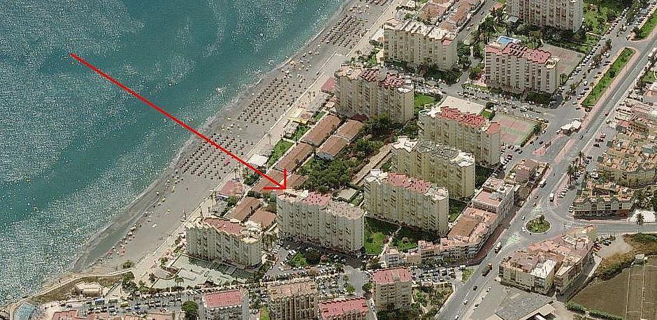 Ático en alquiler en urbanización Centro Internacional, Torrox-Costa en Torrox - 313865366