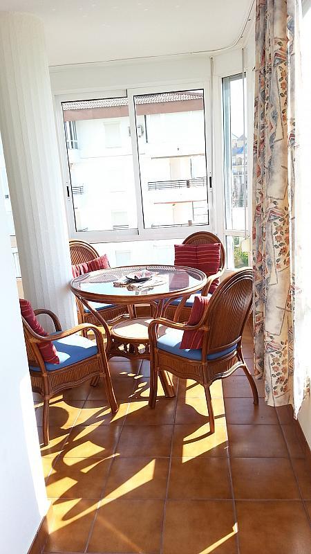 Apartamento en alquiler en urbanización Laguna Beach, Torrox-Costa en Torrox - 135846301