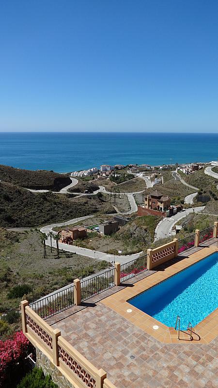 Casa adosada en alquiler en urbanización Penoncillo, El Peñoncillo en Torrox - 141148441
