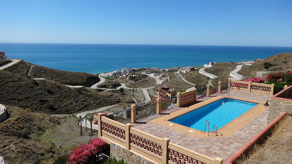 Casa adosada en alquiler en urbanización Penoncillo, El Peñoncillo en Torrox - 141148453