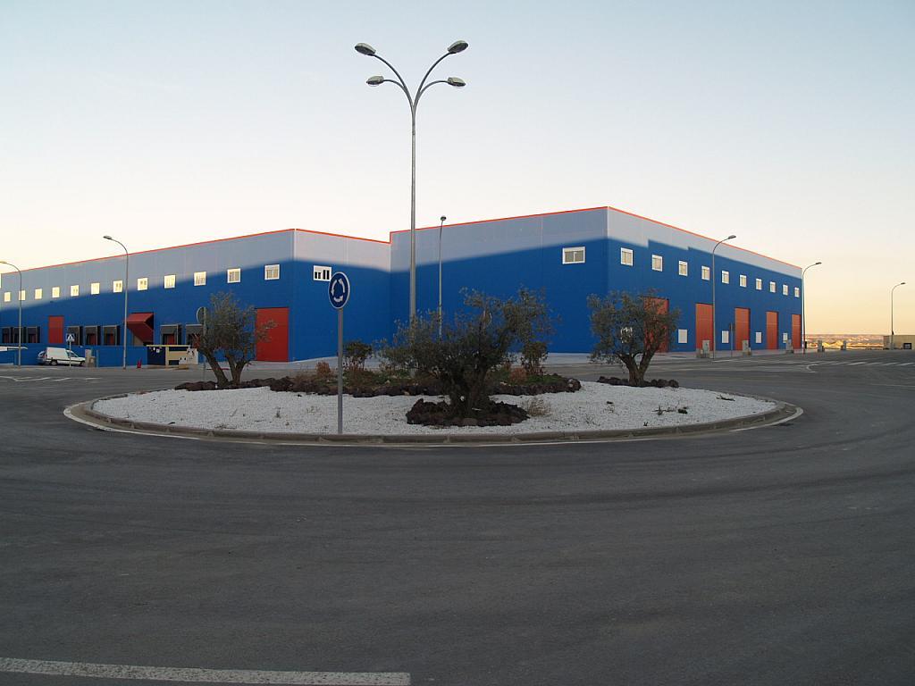 Fachada - Nave industrial en alquiler en calle Amapola, Borox - 323032773