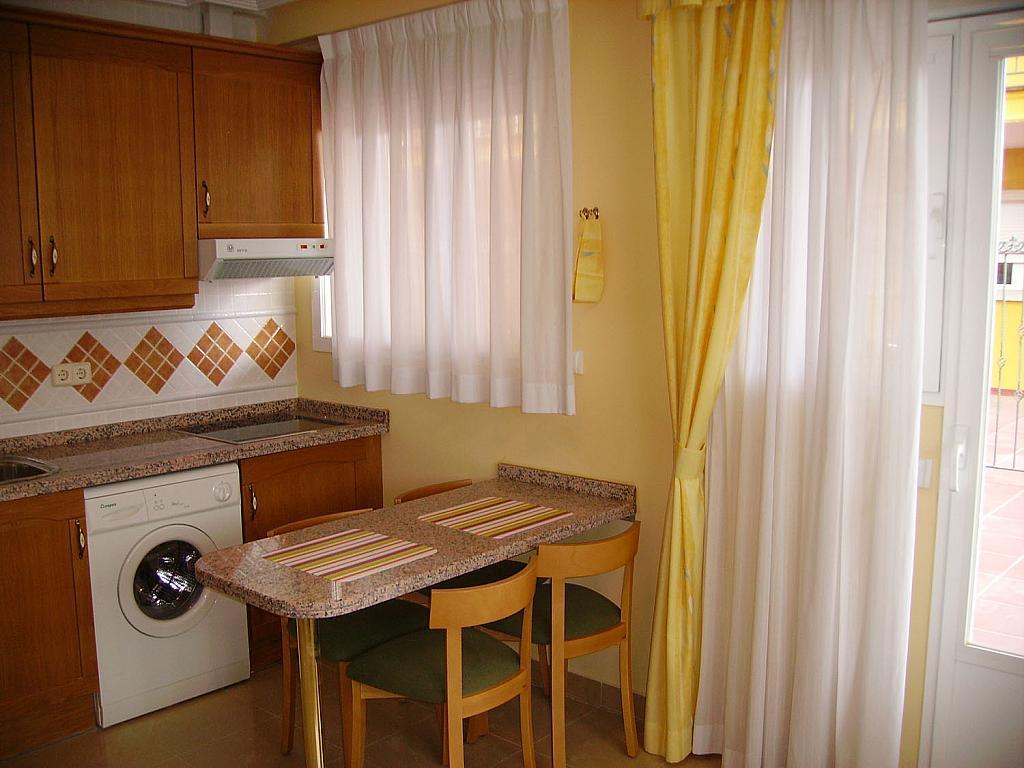 Cocina - Apartamento en alquiler en travesía Isla Mallorca, Seseña Nuevo - 138231798