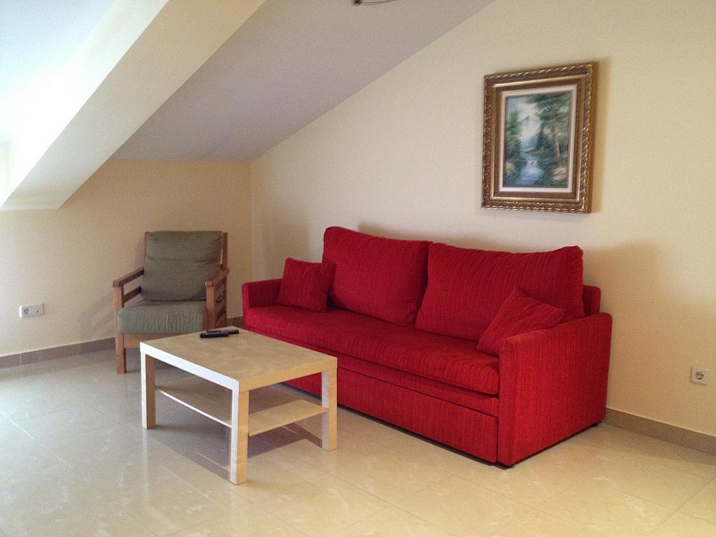 Salón - Apartamento en alquiler en travesía Isla Mallorca, Seseña Nuevo - 252912179