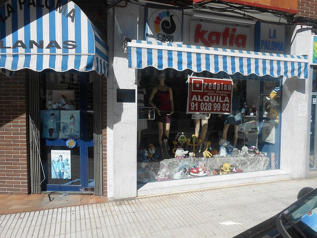 Local comercial en alquiler en calle Dolores Soria, Pinto - 291471919
