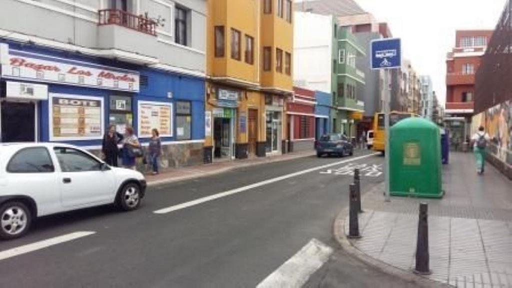 Garaje en alquiler en calle Lucas Fernández Navarro, Palmas de Gran Canaria(Las) - 302298361