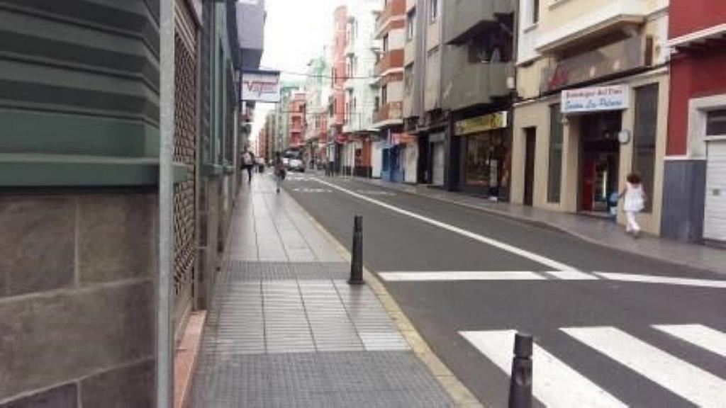 Garaje en alquiler en calle Lucas Fernández Navarro, Palmas de Gran Canaria(Las) - 302298364