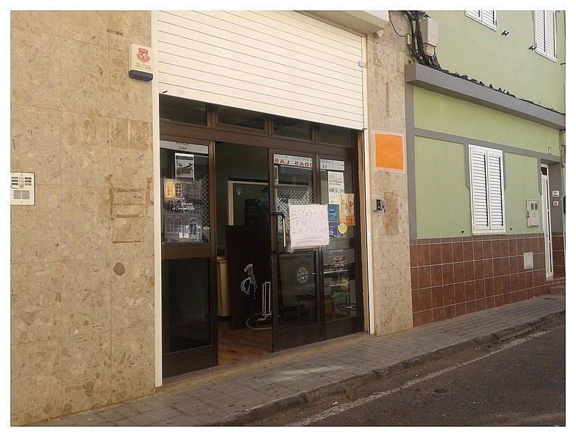 Local en alquiler opción compra en calle Mencey, Santa Lucía de Tirajana - 298050304
