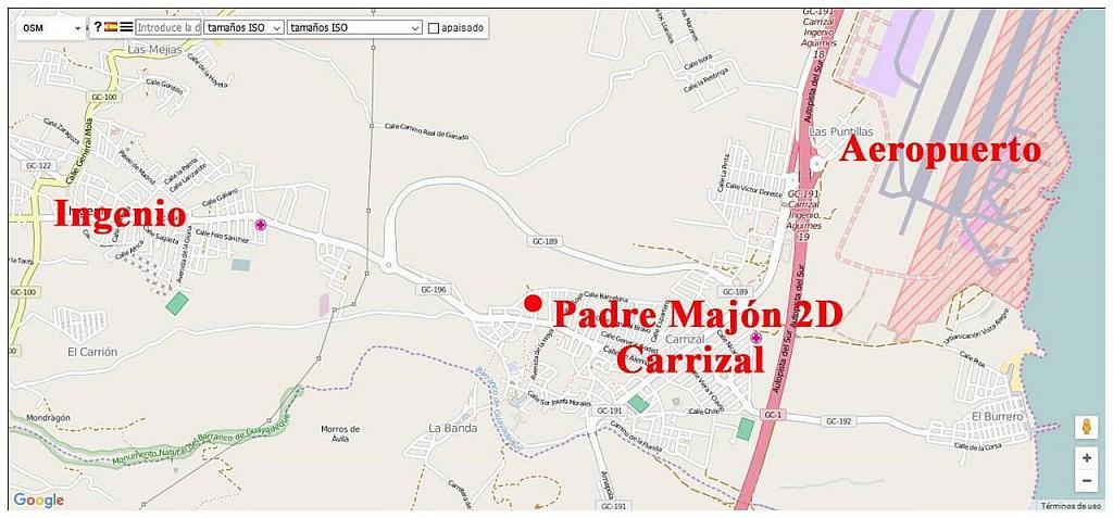 Piso en alquiler opción compra en calle Padre Monjón, Ingenio (Agaete) - 301353936