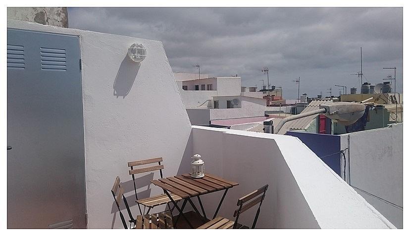 Ático en alquiler en calle El Cid, Telde - 200261541