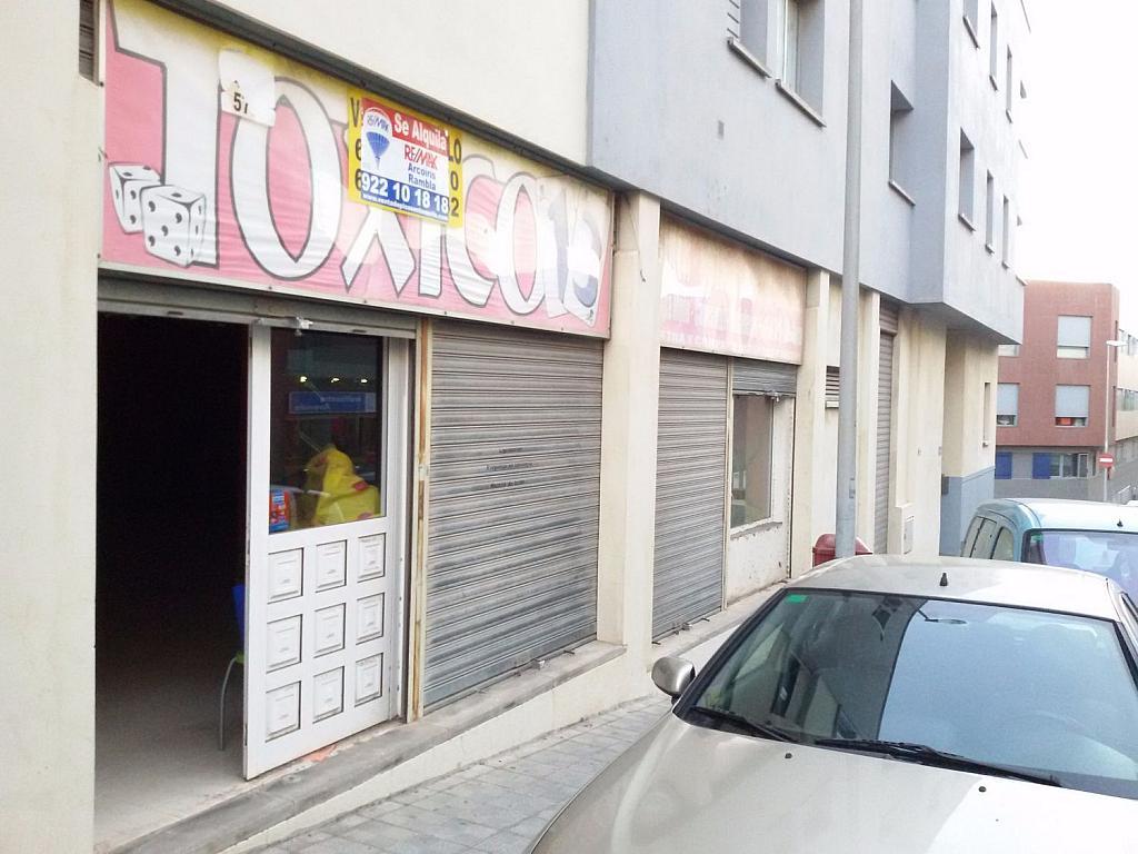 Local comercial en alquiler en calle Juan Dora Auka, Sobradillo - 359051400