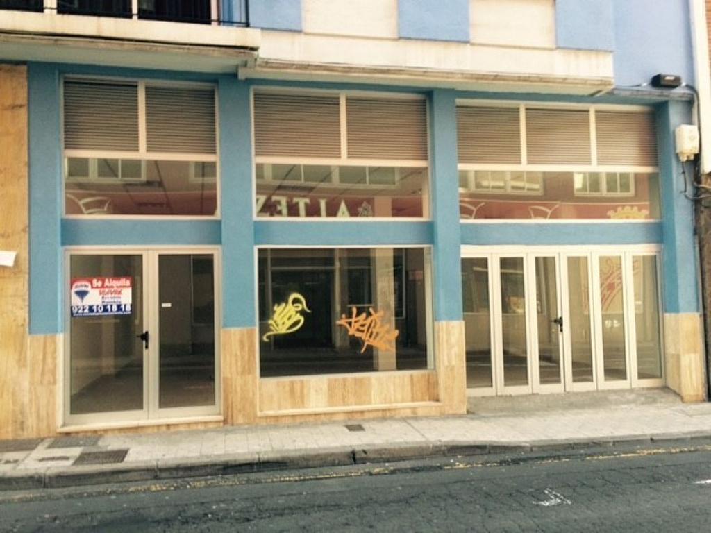 Local comercial en alquiler en calle Alvarez de Lugo, Anaga en Santa Cruz de Tenerife - 359061609