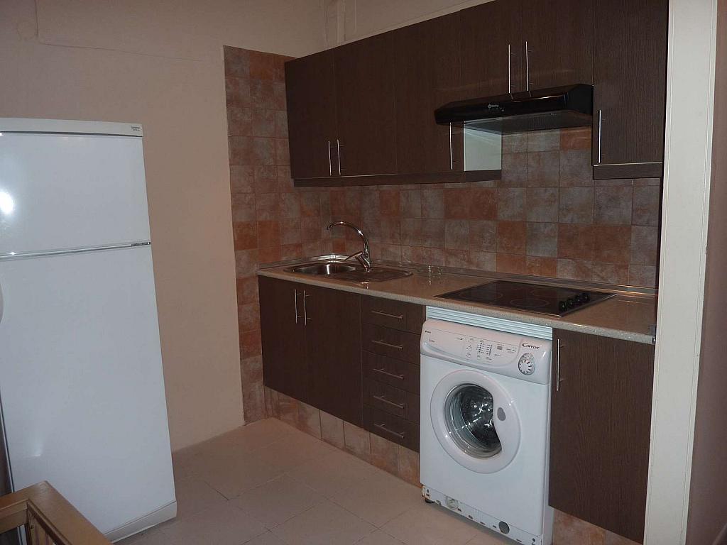 Cocina - Apartamento en alquiler en calle Diana, Galletas, Las - 352636286