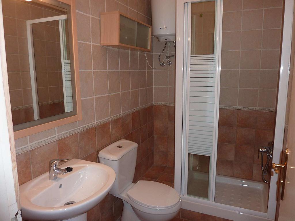 Baño - Apartamento en alquiler en calle Diana, Galletas, Las - 352636289