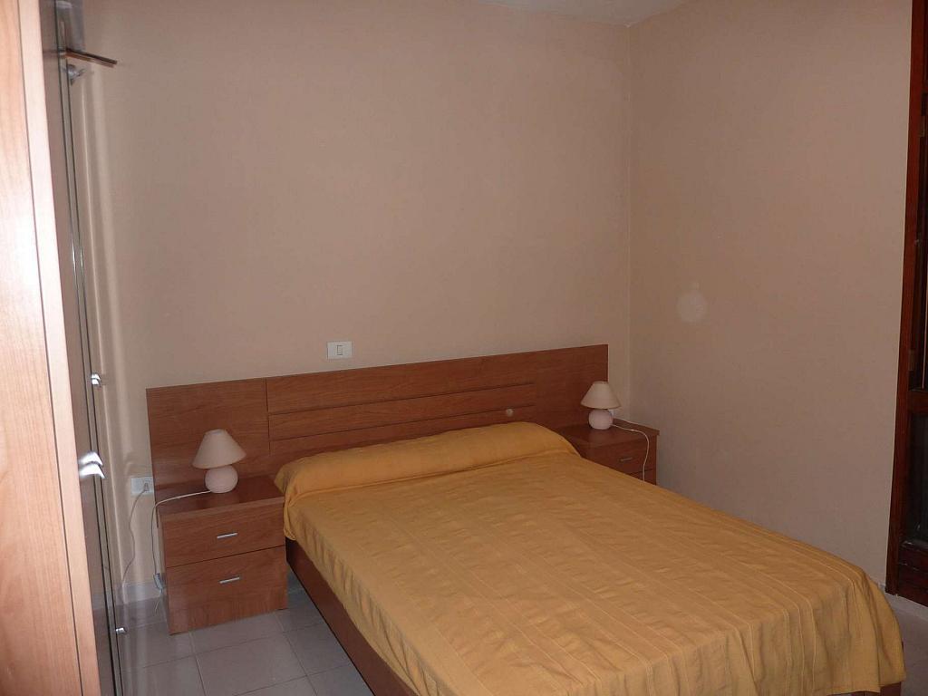 Dormitorio - Apartamento en alquiler en calle Diana, Galletas, Las - 352636292