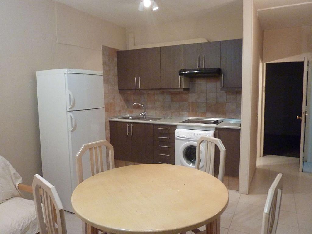 Comedor - Apartamento en alquiler en calle Diana, Galletas, Las - 352636297